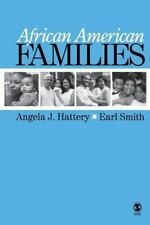 African American Families: By Angela J Hattery, Earl Smith