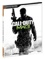 Very Good, Call of Duty Modern Warfare 3 Signature Series Guide (Bradygames Sign