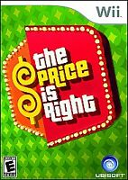 The Price is Right (Nintendo Wii, 2008) Complete FREE US Shipping No Tax