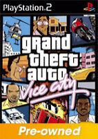 Grand Theft Auto Vice City GTA For Sony Playstation 2 PS2 | VGC FAST POST
