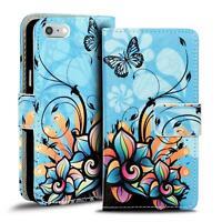 Motiv Tasche Apple iPhone 6s Plus Flip Case Schutz Hülle Handy Etui Wallet Cover
