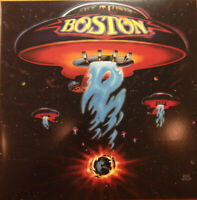 Boston Boston 180gm ltd Coloured Vinyl LP +g/f NEW sealed