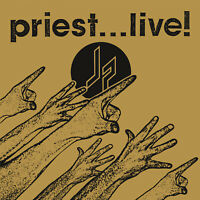 Judas Priest Priest Live 180gm Vinyl 2 LP +Download +g/f NEW sealed