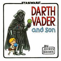 Darth Vader and Son by Jeffrey Brown (Hardback, 2012)