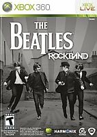 The Beatles: Rock Band Microsoft Xbox 360 2009