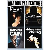 Thriller Pack Quadruple Feature (DVD, 2008, 2-Disc Set)