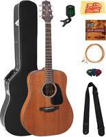 Takamine GD11MNS Mahogany Acoustic Guitar - Natural Satin w/ Hard Case