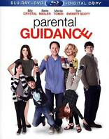 Parental Guidance (Blu-ray/DVD, 2013, 2-Disc Set)