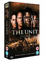 The Unit - Series 1 - Complete DVD 2007 4 Disc Set Box Set - NEW