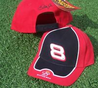 Dale Earnhardt Jr.  hat cap NASCAR RACING  8  Budweiser