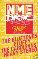 V/A - NME Brat Bus '96 EP (UK 4 Tk Cassette Sampler) (New Musical Express)