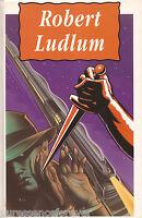 THE ROBERT LUDLUM COLLECTION - Robert Ludlum (1991 4 in 1 Hardback)