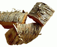 BIRCH WOOD CHIPS/PCS FOR BBQ GRILLING SMOKING 7LBS