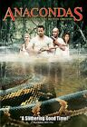 Anacondas: The Hunt for the Blood Orchid (DVD, 2004, Fullscreen  Widescreen)
