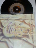"CHICAGO - Hard Habit To Break - 1984 UK 7"" Single"