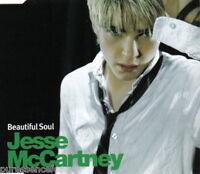 JESSE McCARTNEY - Beautiful Soul (UK 2 Tk CD Single Pt 1)