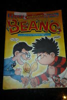 THE BEANO - ISSUE 3091 - 13/10/2001 - UK PAPAER COMIC