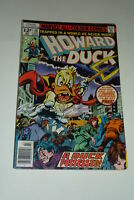 HOWARD THE DUCK Comic - Vol 1 - No 14 - Date 07/1977 - MARVEL