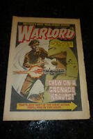 WARLORD Comic - Issue 197 - Date 01/07/1978 - UK Paper Comic