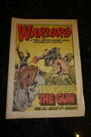 WARLORD Comic - Issue 211 - Date 07/10/1978 - UK Paper Comic