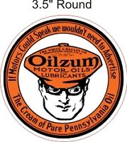 Vintage Oilzum Gas Oil Products - The Best!!