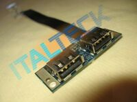 SCHEDA USB CARD BOARD LS-3484P per toshiba  A200 A205