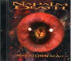 NAPALM DEATH INSIDE THE TORN APART CD
