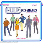 PULP - Mis-Shapes/Sorted For E's & Wizz (UK 4 Tk CD Single Pt 1)