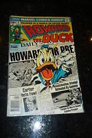 HOWARD THE DUCK Comic - Vol 1 - No 8 - Date 01/1977 - MARVEL Comic $ 0.30 c
