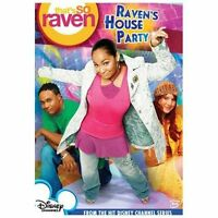 Disney's THAT'S SO RAVEN - RAVEN'S HOUSE PARTY DVD NEW