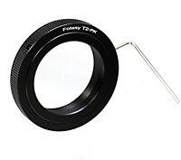 T T2 Mount lens to  Pentax Adapter K20D KX KM K7 K5 K200D K200D K100D Ist Ds