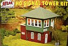New In Box ATLAS HO SCALE SIGNAL TOWER Kit