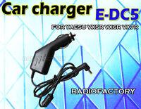 Car Charger E-DC5 FOR VX-7R VX-6R VX-177 VX-170 FT-60R