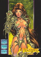 WITCHBLADE 1996 TOP COW PROMO CARD NO NUMBER MC