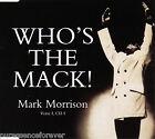 MARK MORRISON - Who's The Mack! (UK 4 Tk CD Single Pt 1)