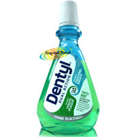 Dentyl Active Alcohol Free Mouthwash Smooth Mint 500ml Dental Rinse