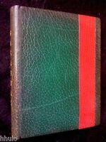 Lucien Descaves & Steilen Barabbas parole dans la vallée E/O 1914 Belle reliure