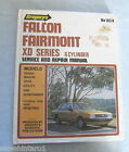 WORKSHOP MANUAL- FORD FALCON, FAIRMONT XD, 6 CYL 1979-1982