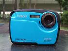 Fotopix 16MP max underwater digital camera, IPX8 waterproof, HD720p, 4X zoom