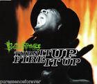BUSTA RHYMES - Turn It Up (Remix)/Fire It Up (UK 4 Trk CD Single)