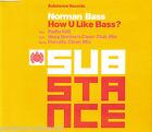 NORMAN BASS - How U Like Bass? (UK 3 Track CD Single)