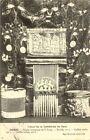 cpa SENS trésor de la cathédrale ivoires