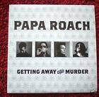 PAPA ROACH Getting away with murder promo cd single