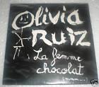 Olivia RUIZ La Femme Chocolat promo cd single