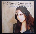Hélène SEGARA Ailleurs Comme Ici cd single 2 titres