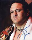 SAMOA JOE WWE TNA NWA SIGNED PHOTO w/ COA AUTOGRAPH