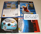 PRO EVOLUTION SOCCER 5 V PES PS2 PLAYSTATION 2 PAL ESPAÑA COMPLETO
