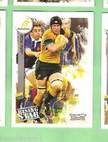 2003  RUGBY UNION CARD  #98  JOHN ROE, AUSTRALIAN WALLABIES