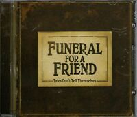 FUNERAL FOR A FRIEND-Tales Dont tell Themselves CD-BRAND NEW-Still Sealed