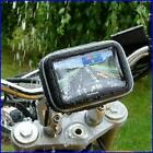 Sat Nav GPS Case Cover Holder For Motor cycle Bike with Waterproof protection